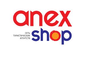 ANEX Shop: рассрочка от 4 мес.