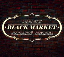 BLACK MARKET: рассрочка от 3 мес.