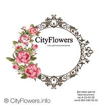 CityFlowers: рассрочка от 1 мес.